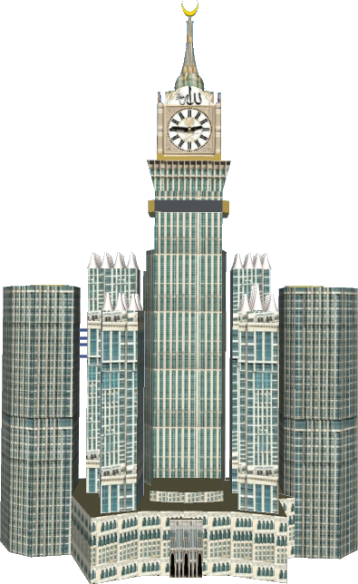 Mecca Royal Clock Tower Hotel