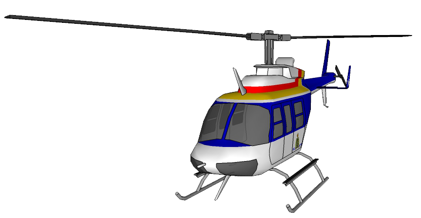 Bell 206-L